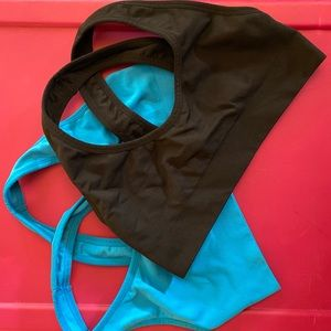 BUNDLE of 2: size medium Joy Lab sports bras